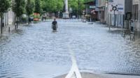 Intempéries Chine : après les inondations, la ville de Zhengzhou découvre l'ampleur des dégâts