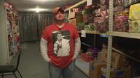 Jordan Howard espère collecter entre 3.000 et 3.500 cadeaux, à distribuer ensuite aux enfants du Kentucky dans le besoin.