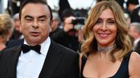 Carlos Ghosn a jugé «cruel et inutile» de restreindre ses contacts avec son épouse.
