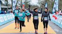 Top départ ce dimanche pour les 16.000 runneuses du «Fit Bit Semi de Paris».