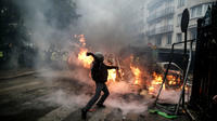 De graves débordements à l'origine de dizaines de millions d'euros de dégâts, qui ont provoqué l'exaspération des Français.