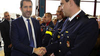Christophe Castaner a salué le travail des forces de l'ordre.
