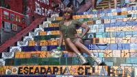 Cathy Guetta en escapade à Rio
