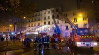 L'incendie a fait un mort et six blessé à Paris.
