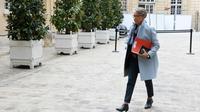 La ministre des Transports Elisabeth Borne à Matignon le 11 septembre 2017 [ALAIN JOCARD / AFP]