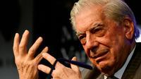 l'écrivain péruvien Mario Vargas Llosa,le 1er mars 2016 à Madrid  [                                     / AFP/Archives]