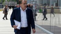 Alain Finkielkraut arrivant au tribunal de Paris, le 22 mai 2019 [- / AFP]
