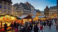 La plupart des Français ne comptent pas partir en vacances à Noël. [Daniel_Schoenen_OT_Strasbourg]