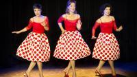 Le trio Caroline Montier, Charlotte Baillot et Florence Andrieu