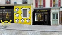 La rue de la Flandre