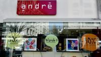 La cession d'André (135 magasins, 786 salariés), est redoutée par les syndicats [GEORGES GOBET / AFP/Archives]