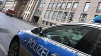 Une voiture de la police allemande [Daniel Roland / AFP/Archives]