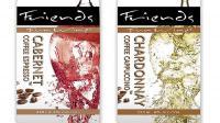 Un distributeur américain de boissons vient de mettre sur le marché des canettes de vin rouge et blanc aromatisées au café.