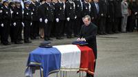 La victime avait été décorée à titre posthume par le ministre de l'Intérieur.