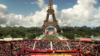 Le Champ-de-Mars avait accueilli la coupe du monde de beach-volley.
