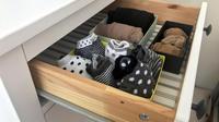 Les chaussettes dérobées ont été retrouvées à son domicile.