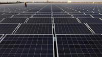 La Chine est le premier pays producteur d'énergie solaire au monde.