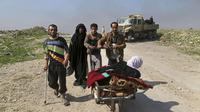 A Mossoul, les civils sont les premières victimes du conflit