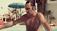 "Gilles Lellouche incarne Gaëtan Zampa dans le film de Cédric Jimenez ""La French""."