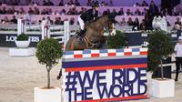 Des cavaliers du monde entier vont s'affronter pour gagner le concours
