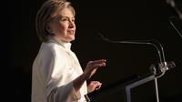 Hillary Clinton à New York, le 1er juillet 2017.
