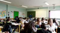 Selon une étude, avec une mixité sociale parfaite, chaque collégien français aurait dans sa classe 22 % d'élèves appartenant aux catégories socioprofessionnelles supérieures (CSP+).