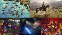Les joueurs PC ont de nombreux titres de qualité à mettre au pied du sapin, cette année.