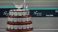 La Coupe Davis pourrait revenir sous un nouveau format dès la saison prochaine.