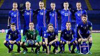 L'équipe d'Islande va participer à la première Coupe du monde de son histoire.