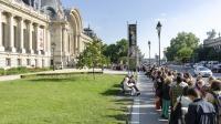 Le Petit Palais a attiré environ un millions de visiteurs en 2014.