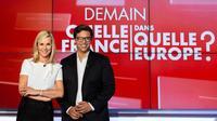 Laurence Ferrari (CNEWS) et Matthieu Belliard (Europe 1) seront en charge d'animer les débats.