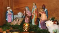Une crèche représentant l'enfant Jésus et la nativité, mais saviez-vous que Noël n'est pas la fête la plus importante pour les Chrétiens ?