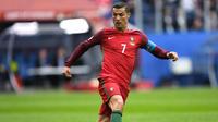 Cristiano Ronaldo a été l'auteur de deux buts et une passe décisive depuis le début de la compétition.