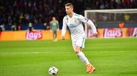 Cristiano Ronaldo a inscrit 21buts en 14 rencontres avec le Real depuis le début de l'année 2018.