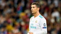 Cristiano Ronaldo a laissé planer le doute sur son avenir à l'issue de la victoire en Ligue des champions.