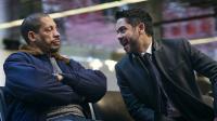 """JoeyStarr et Manu Payet, duo de choc dans le film de Tristan Aurouet """"Les gorilles""""."""