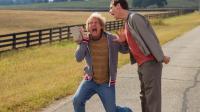 """Jeff Daniels et Jim Carrey dans """"Dumb & Dumber De"""" des frères Farrelly."""