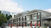 D'ici à 2016, la Halle Freyssinet accueillera 1 000 start-up innovantes.