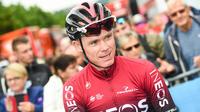 Christopher Froome s'est fixé le Tour de France comme objectif.