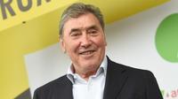 Eddy Merckx se serait évanoui peu de temps après sa chute.