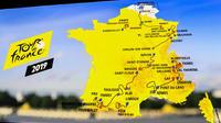 La Grande Boucle partira de Bruxelles le 6 juillet prochain.
