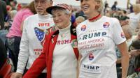 Des partisans de Donald Trump, le 22 février 2016 à Las Vegas [John Gurzinski/AFP / AFP]