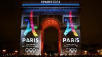 Paris a dévoilé ses atouts maîtres pour sa candidature aux jeux Olympiques 2024 devant une audience internationale à Doha [LIONEL BONAVENTURE / AFP/Archives]