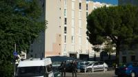 Vue en date du 15 juin 2015 de La Castellane à Marseille [BERTRAND LANGLOIS / AFP/Archives]