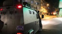 Photo publiée par l'agence turque Ihlas News le 10 septembre 2013 montrant un véhicule de police à  Hatay, dans le sud de la Turquie [ / IHA/AFP/Archives]