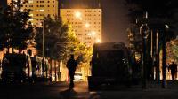 Des policiers déployés le 15 août 2012 dans les quartiers nord d'Amiens [Philippe Huguen / AFP/Archives]