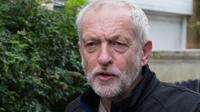 Le leader du parti travailliste britannique Jeremy Corbyn à Londres le 21 septembre 2016 [Daniel Leal-Olivas / AFP/Archives]