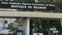 Le Centre Hospitalier Universitaire de Nancy-Brabois à Vandoeuvre, le 04 août 2004 [JEAN-CHRISTOPHE VERHAEGEN / AFP/Archives]
