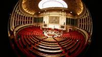 Vue générale de l'hémicycle de l'Assemblée nationale à Paris [Joel Saget / AFP/Archives]