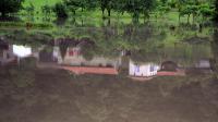 Un paysage inondé  [Pascal Pavani / AFP/Archives]